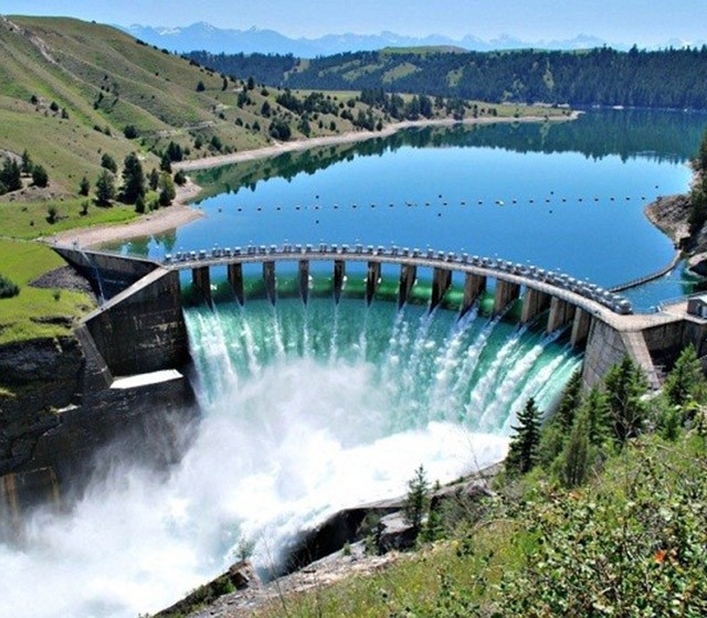 Dam and Hydroelectric Power Plant Projects