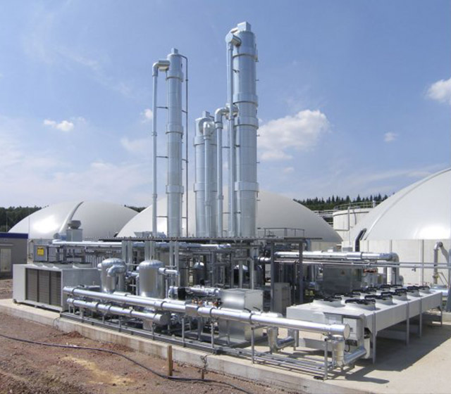 LFG (Landfill Gas) Power Plant Projects