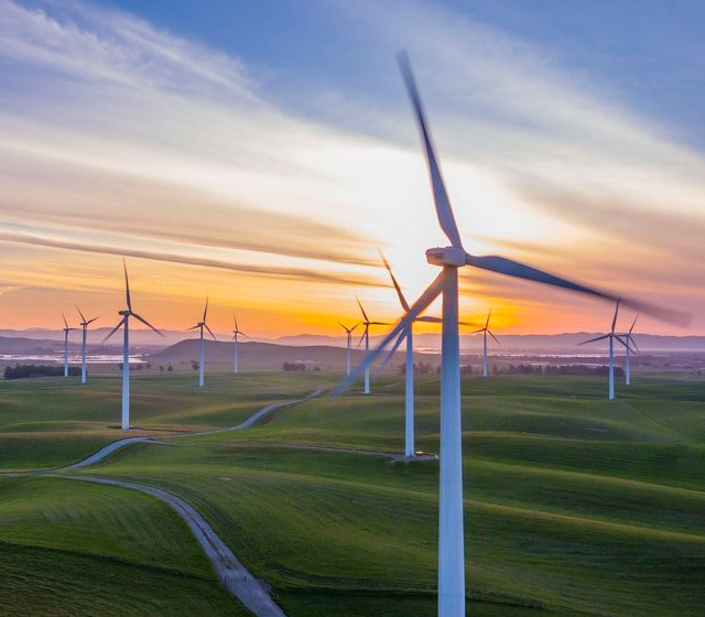 Wind Power Plant Projects